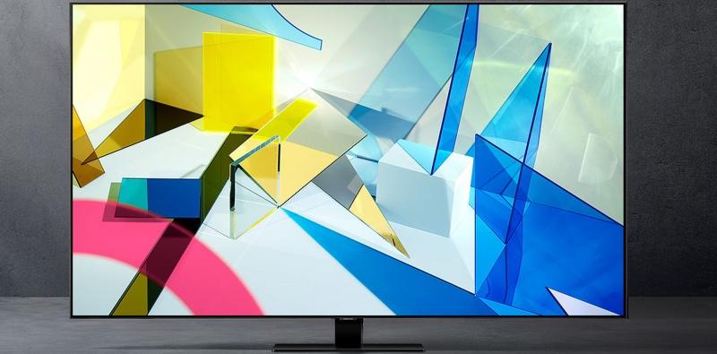 Hoy Analizando la TV de Samsung Q80T QLED