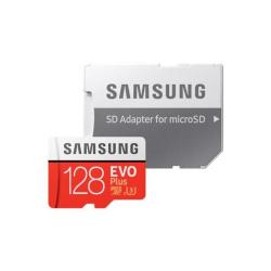 Samsung MicroSDXC EVO Plus 128GB Clase 10 + Adaptador