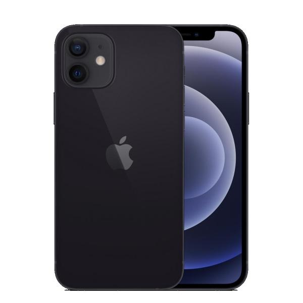 Apple iPhone 12 256GB Negro Libre