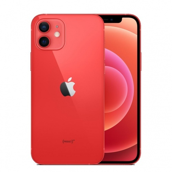 Apple iPhone 12 256GB Rojo Libre