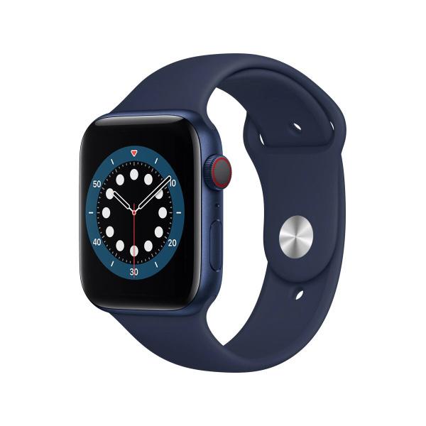 Apple Watch Series 6 GPS + Cellular 40mm Aluminio en Azul