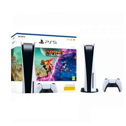 Sony Playstation 5  825GB + 1 mando + RACHET CLANK
