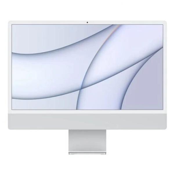 Apple iMac Apple M1/8GB/256GB SSD/24'' 4.5K Retina Plata