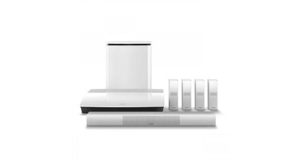 Home Cinema 5.1 Bose Lifestyle 650 Blanco